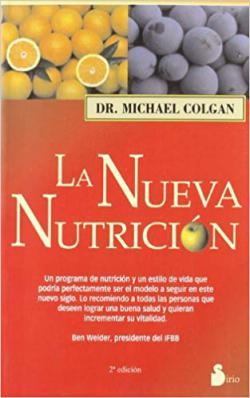 Portada del libro La nueva nutrición