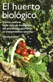 Portada del libro El huerto biológico