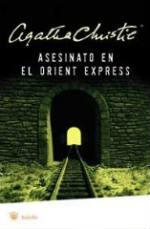 Portada del libro Asesinato en el Orient Express