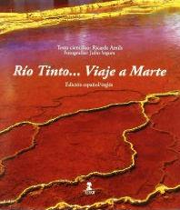 Portada del libro Río Tinto... Viaje a Marte