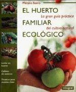 Portada del libro El huerto familiar ecológico