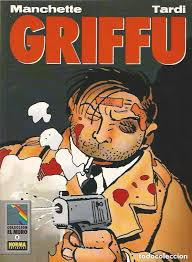 Portada del libro Griffu