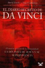 Portada del libro El diario secreto de Da Vinci
