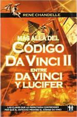 Portada del libro Entre Da Vinci y Lucifer