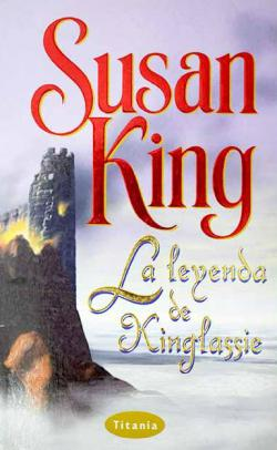 Portada del libro La leyenda de Kinglassie