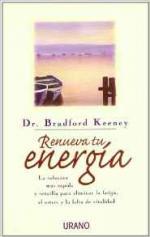 Portada del libro Renueva tu energía