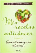 Portada del libro Mis recetas anticáncer