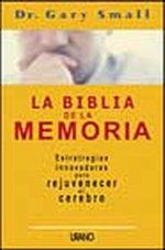 Portada del libro LA BIBLIA DE LA MEMORIA