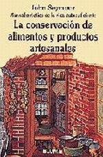 Portada del libro La conservación de alimentos y productos artesanales