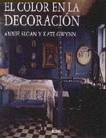 Portada del libro COLOR EN LA DECORACION