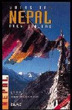 Portada del libro Guia Buen Viajero. NEPAL
