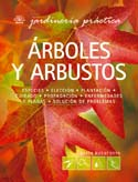 Portada del libro Jardineria Practica. Árboles y arbustos