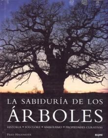 Portada del libro La sabiduría de los árboles