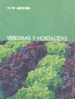 Portada del libro Verduras y hortalizas