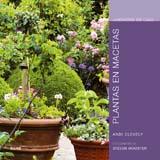 Portada del libro Jardineria en casa. PLANTAS EN MACETAS