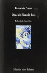 Portada del libro Odas de Ricardo Reis