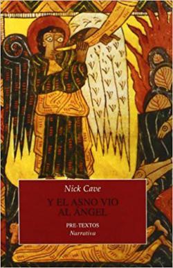 Portada del libro Y el asno vio al ángel
