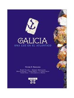 Portada del libro galicia una luz en el atlántico