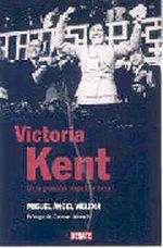 Portada del libro VICTORIA KENT