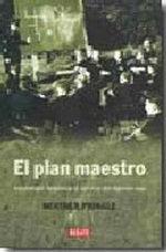 Portada del libro EL PLAN MAESTRO
