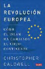 Portada del libro La revolución Europea