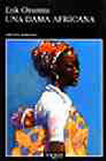 Portada del libro DAMA AFRICANA A-559