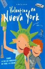 Portada del libro VALENTINA EN NUEVA YORK