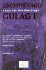 Portada del libro Archipiélago Gulag I