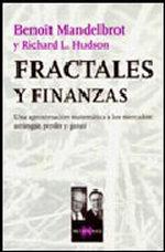 Portada del libro FRACTALES Y FINANZAS MT-93