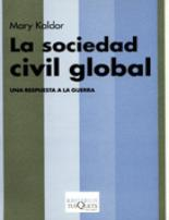 Portada del libro SOCIEDAD CIVIL GLOBAL KR-14