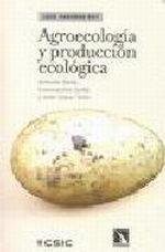 Portada del libro Agroecología y producción ecológica