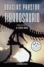 Portada del libro Tiranosaurio