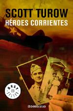 Portada del libro Héroes corrientes