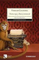 Portada del libro TIERRA ROJA Y LLUVIA TORRENCIAL
