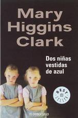 Portada del libro Dos niñas vestidas de azul