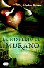 Portada del libro El misterio de Murano