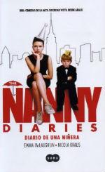 Portada del libro The Nanny Diaries. Diario de una niñera