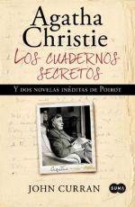 Portada del libro Agatha Christie. Los cuadernos secretos