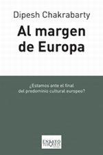 Portada del libro AL MARGEN DE EUROPA E-75
