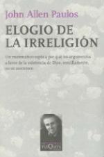 Portada del libro Elogio de la irreligión