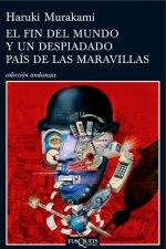 Portada del libro El fin del mundo y despiadado país de las maravillas