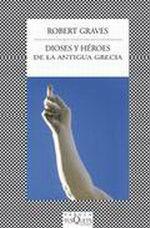 Portada del libro Dioses y héroes de la antigua Grecia