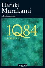 Portada del libro 1Q84 (Libros 1 Y 2)
