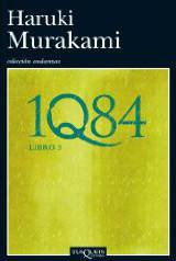 Portada del libro 1Q84 (Libro 3)