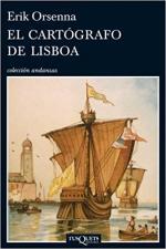 Portada del libro El cartógrafo de Lisboa