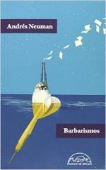 Portada del libro Barbarismos