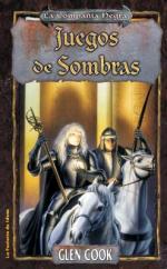 Portada del libro Juegos de sombras (La compañía negra 5)
