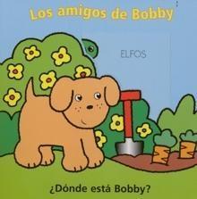 Portada del libro LOS AMIGOS DE BOBBY