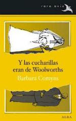 Portada del libro Y las cucharillas eran de Woolworths