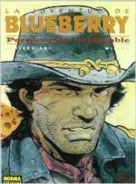 Portada del libro El teniente Blueberry: Persecución implacable